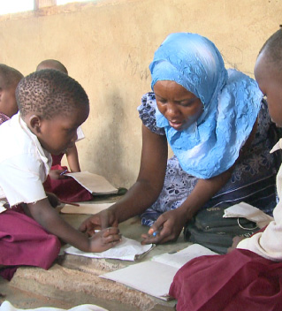 Early Childhood Development in Tanzania