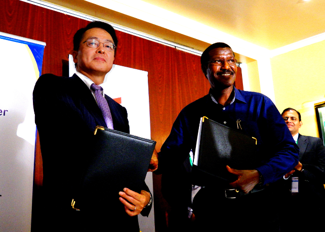 Kenya Power and Toshiba sign MoU in support of efforts to reduce electricity distribution losses