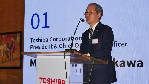 Toshiba Strengthens Africa Presence with New Branch Office in Kenya